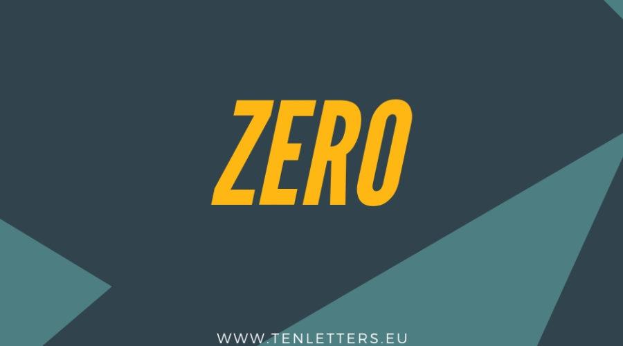 zero mit